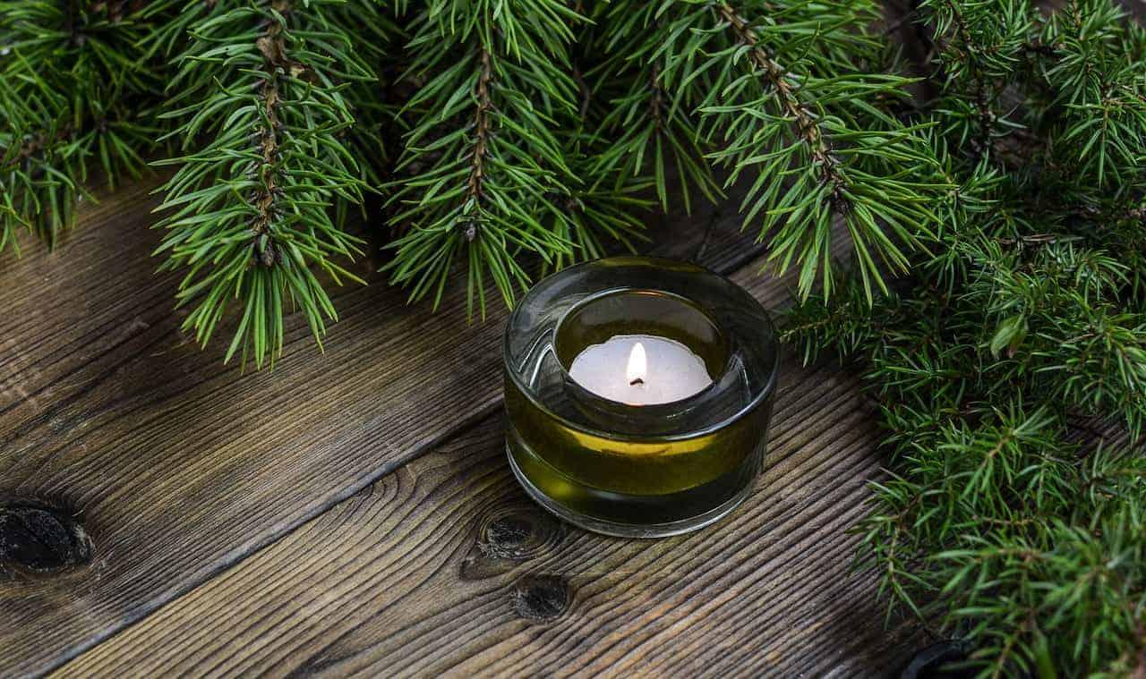 Natural holiday scents
